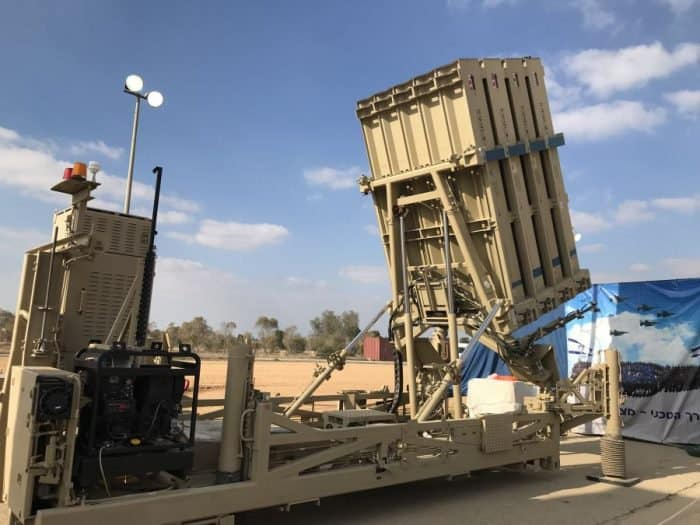 Israel Iron Dome - IDF