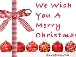 newsblaze christmas gift