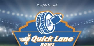 Boxing Day Features Quick Lane Bowl on December 26, at Ford Field in Detroit