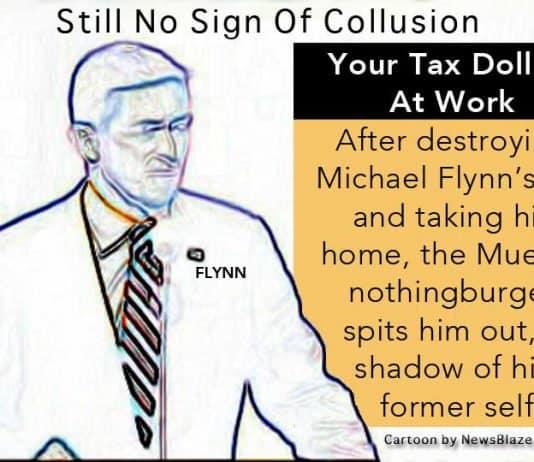 still no sign of collusion.