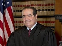 Justice Antonin Scalia wrote the majority decision in District of Columbia v. Heller