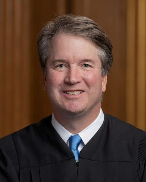Justice Brett Kavanaugh - cert petition.