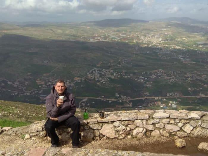 Boaz Haetzni at Har Kabir