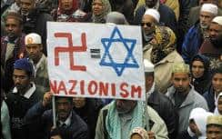 Equating Israel to Nazism is cheapening the terms Holocaust and Nazism