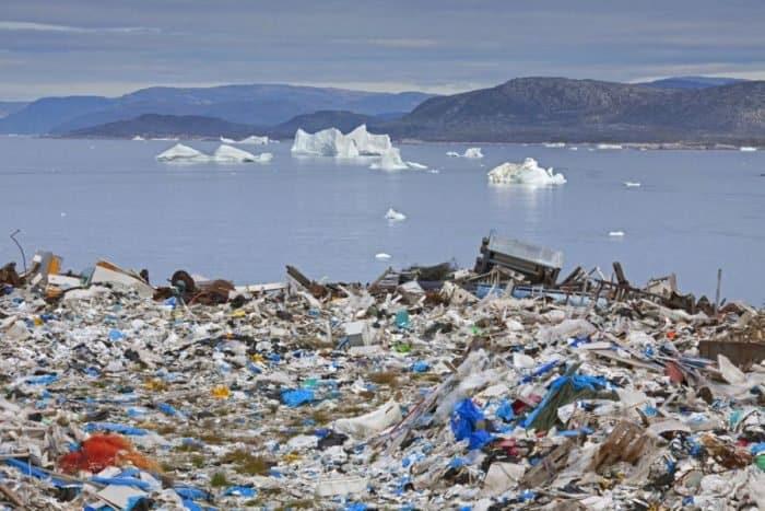 Plastic and sea-Greenland's trash-Gettty-image