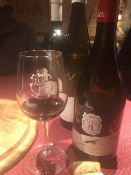 TURA wines