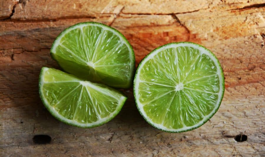 Lime contains vitamin c
