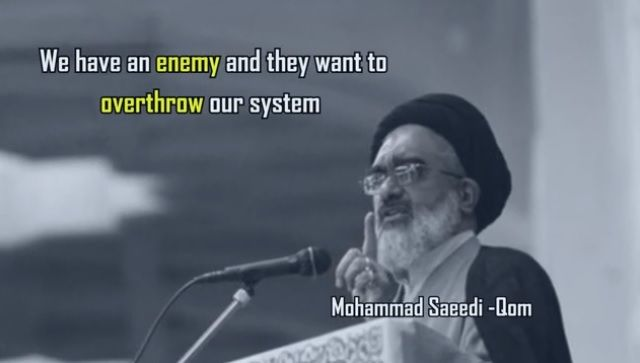 overthrowing the mullahs regime