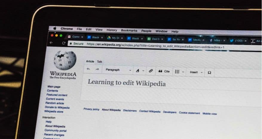 wikipedia must take action against iranian terrorism