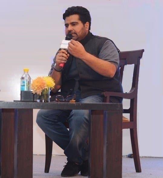 Kartikeya Sharma, Promoter of iTV Network