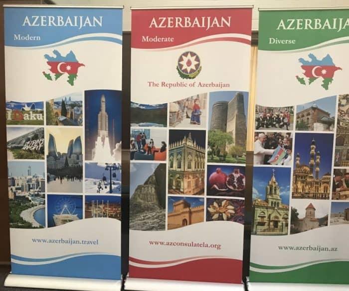 Azerbaijan-Modern, Moderate, Diverse
