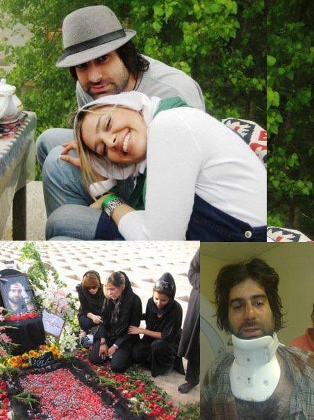 Amir Javadi Far, tortured to death in the notorious Kahrizak Detention Center for protesting 2009 election results.