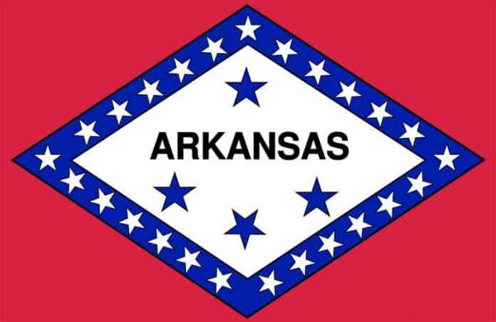 arkansas state flag.