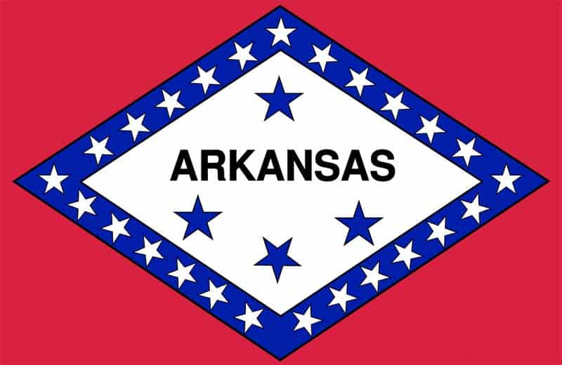 arkansas state flag.