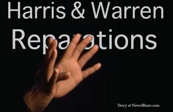 harris warren reparations
