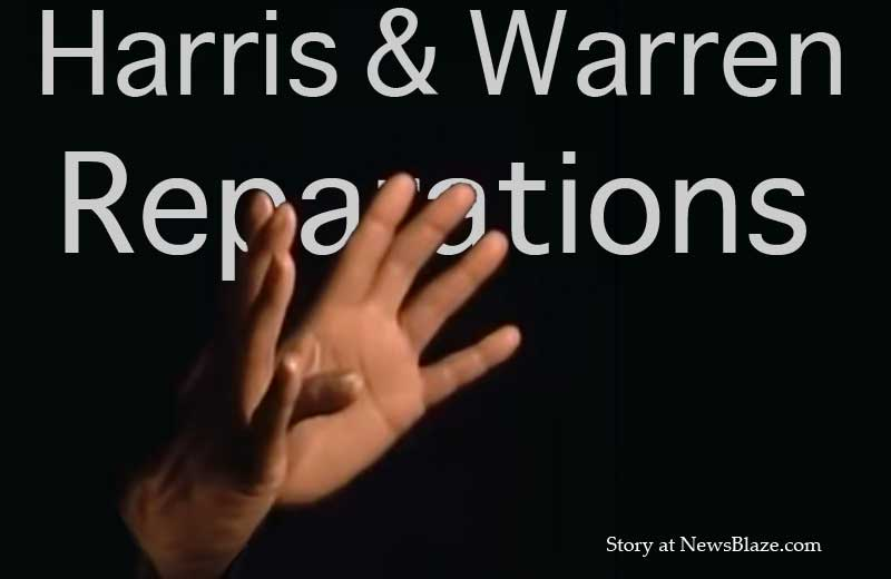 harris warren slavery reparations