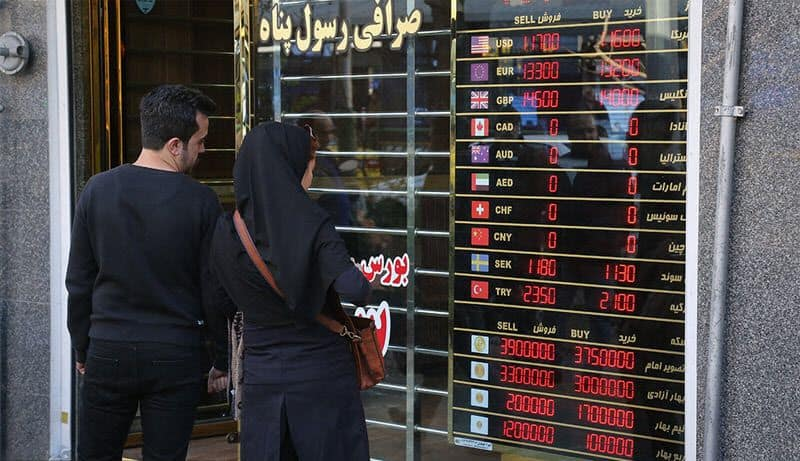iran regime loses power as economy declines.