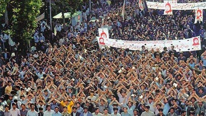 khomeini banned political parties