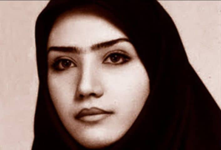 28-year-old Taraneh Mousavi, arrested for protesting the 2009 election results, died after being sexually abused while in custody.