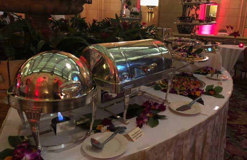 biltmore dessert bar