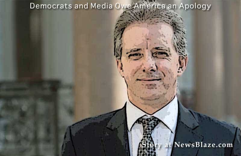 christopher steel - dossier, hillary clinton campaign, democrats and media.