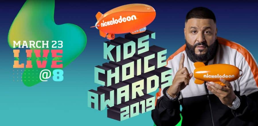 DJ Khaled Hosts Kids Choice Awards: Teams with RahTwoFive 2