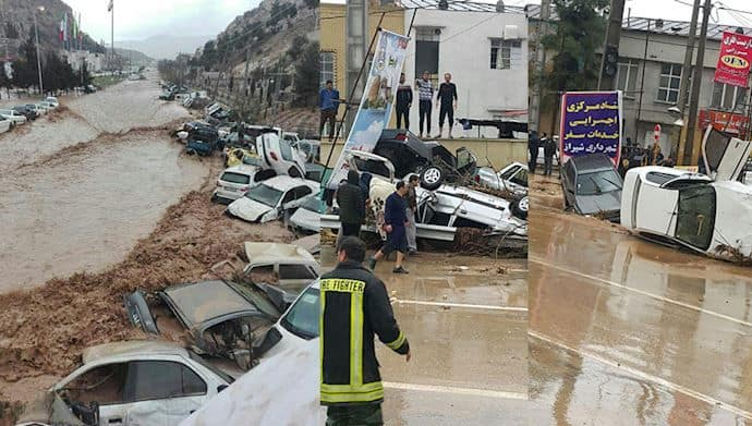 Iran: Anger Over Negligence of Authorities in Deadly Flood 1