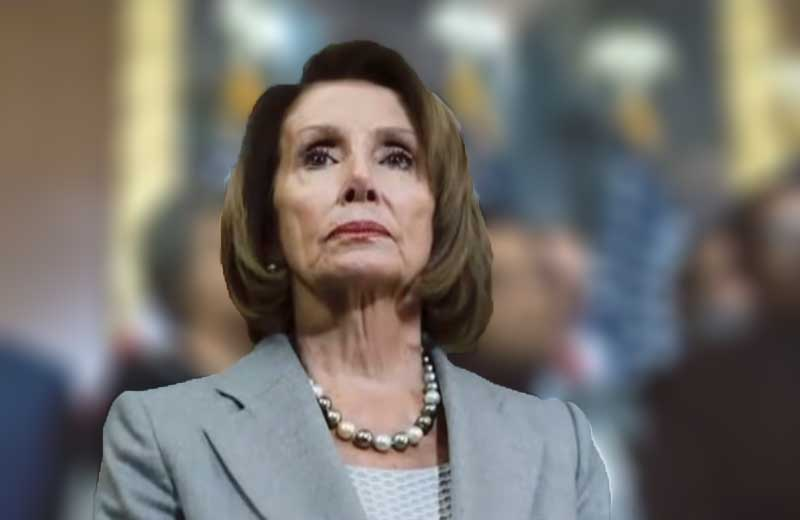 nancy pelosi losing her grip in the house