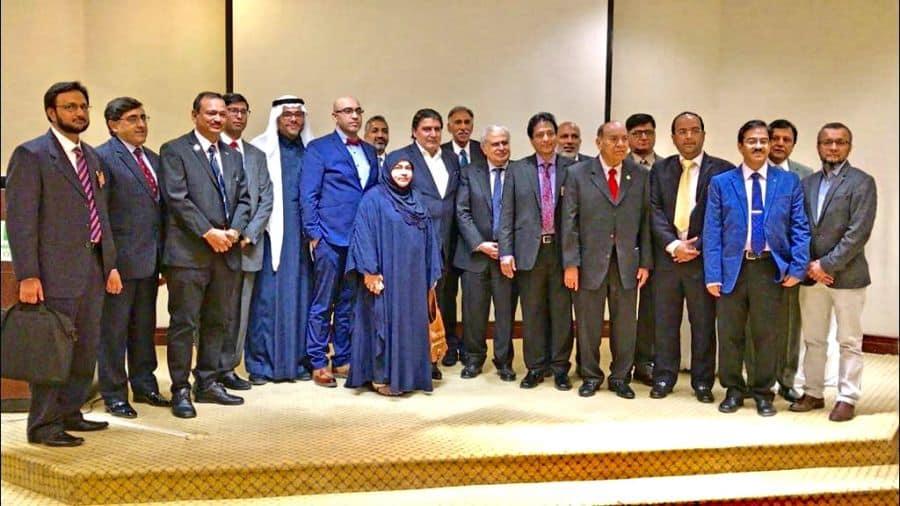 pakistan doctors group riyadh 40th annual medical symposium
