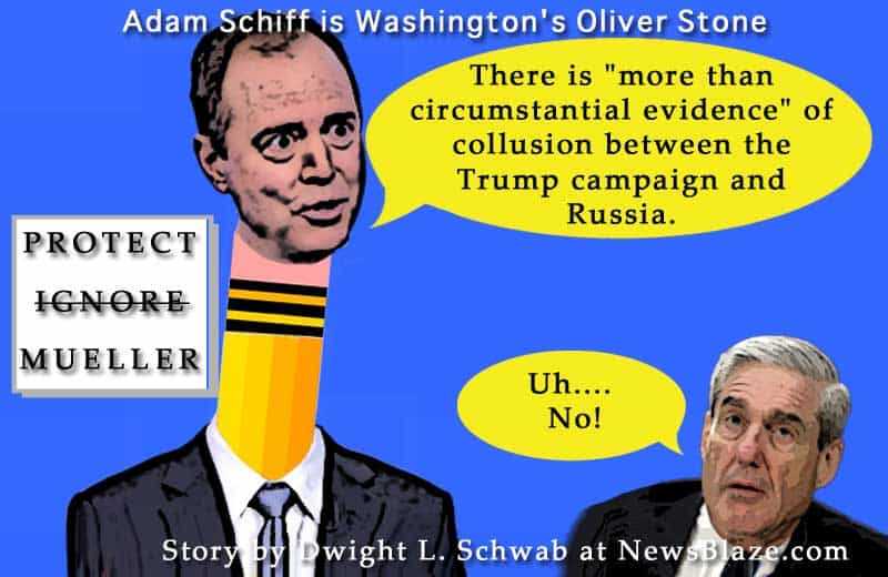 Image result for pathetic photos of adam schiff