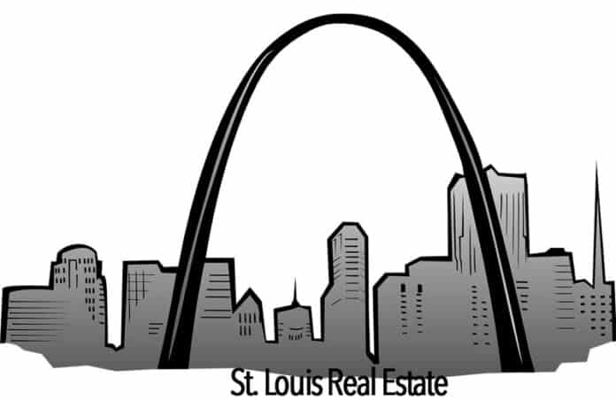 St louis real estate, gateway arch. Image by Clker-Free-Vector-Images from Pixabay