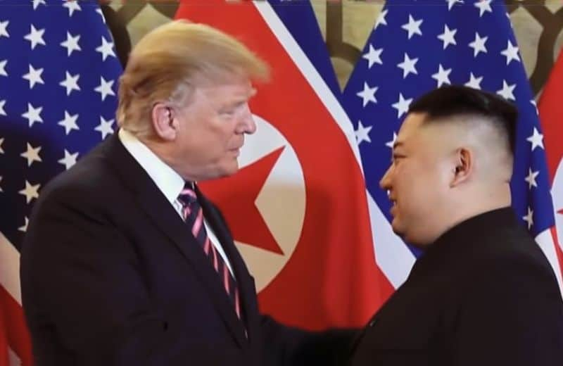 North Korean Summit - trump kim