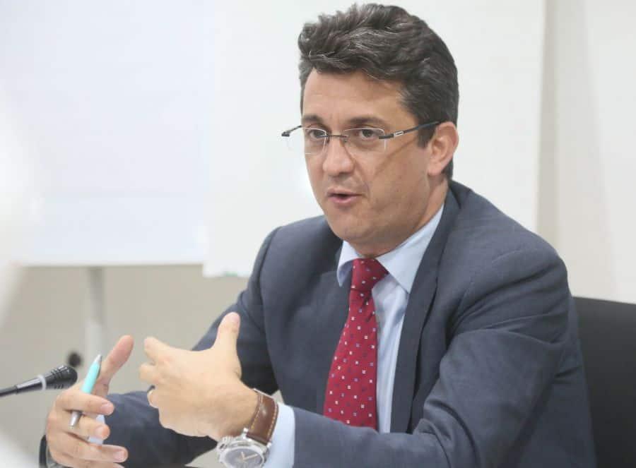 EU Ambassador to Saudi Arabia Michele Cervone