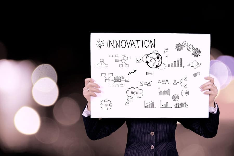 How to Innovate in an Over-Competitive Digital Economy. Image by Michal Jarmoluk from Pixabay