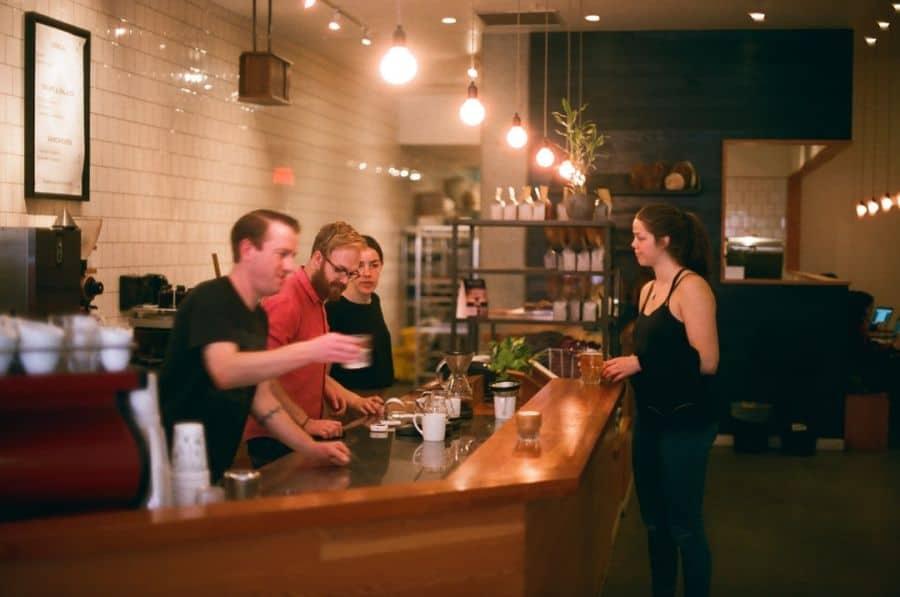 improving customer service. Photo by Kyle Ryan on Unsplash