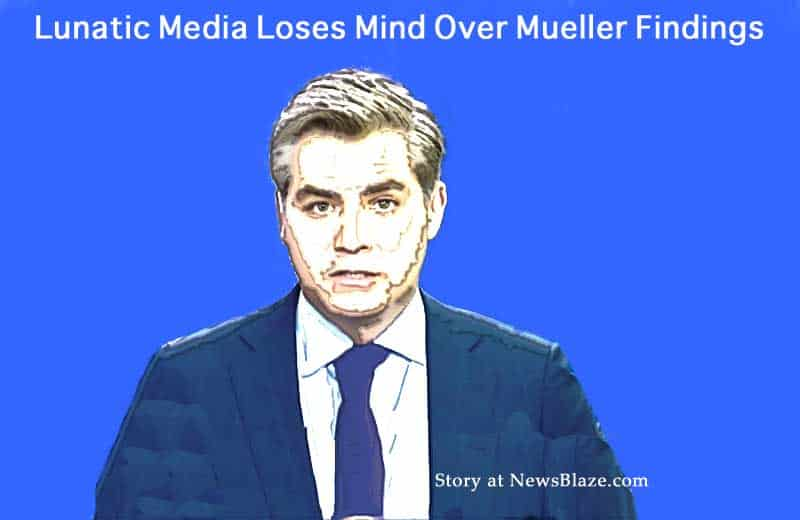 lunatic media mueller findings