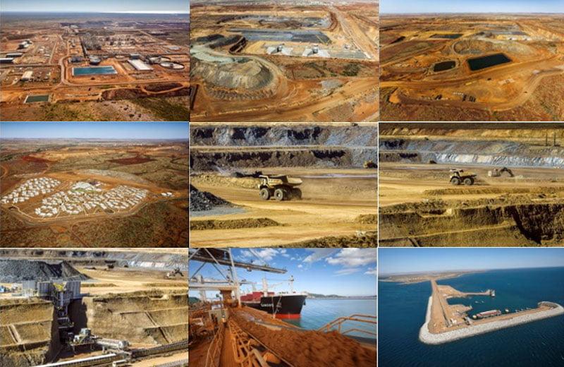 mining in queensland