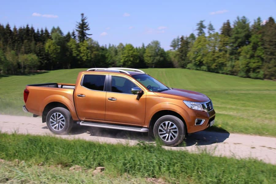 nissan pickup truck. Image by Tordinator from Pixabay