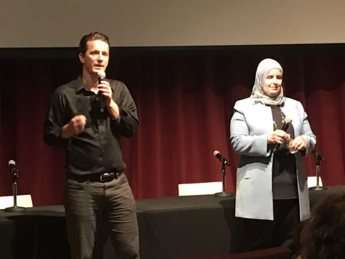revival not catastrophe directors andy trimlett and ahlam muhtaseb
