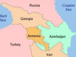 Azerbaijan and its neighbors
