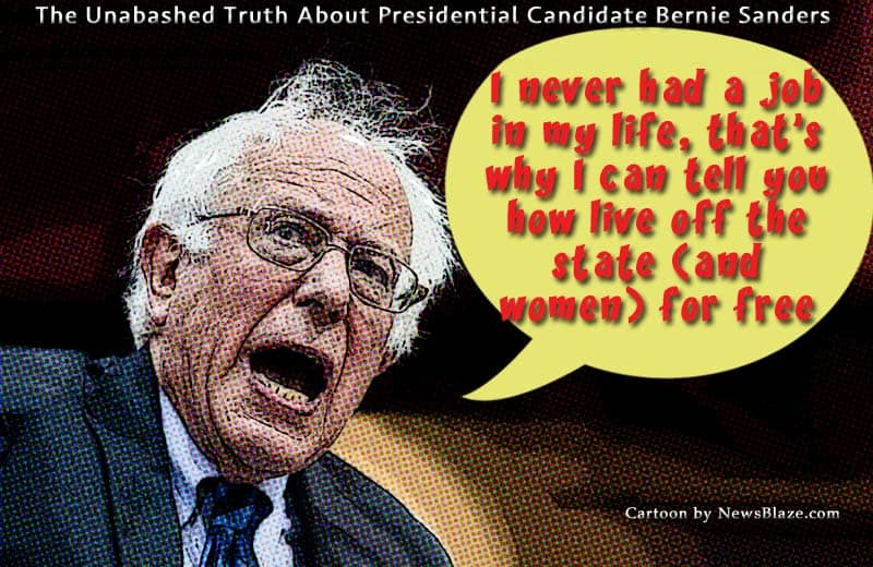 truth about presidential candidate bernie sanders