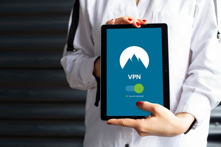VPN protection. Image by Stefan Coders from Pixabay