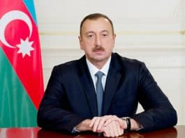 Mr. Ilham Aliyev the President of the Republic of Azerbaijan