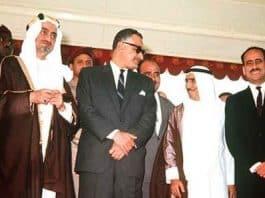 1967 khartoum arab summit