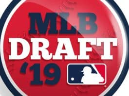 mlb draft logo 2019