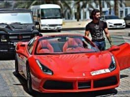 Mohammad car