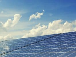 Solar battery storage. Image by andreas160578 from Pixabay
