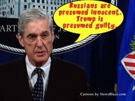 russians presumed innocent