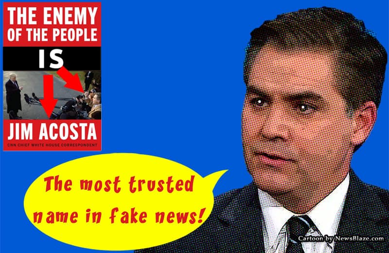 the enemy of the people jim acosta