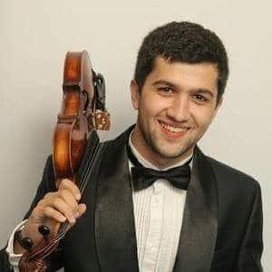 Azer Damirov, Azerbaijani violinist